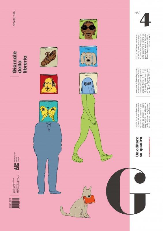 Dicembre 2016 - cover rosa