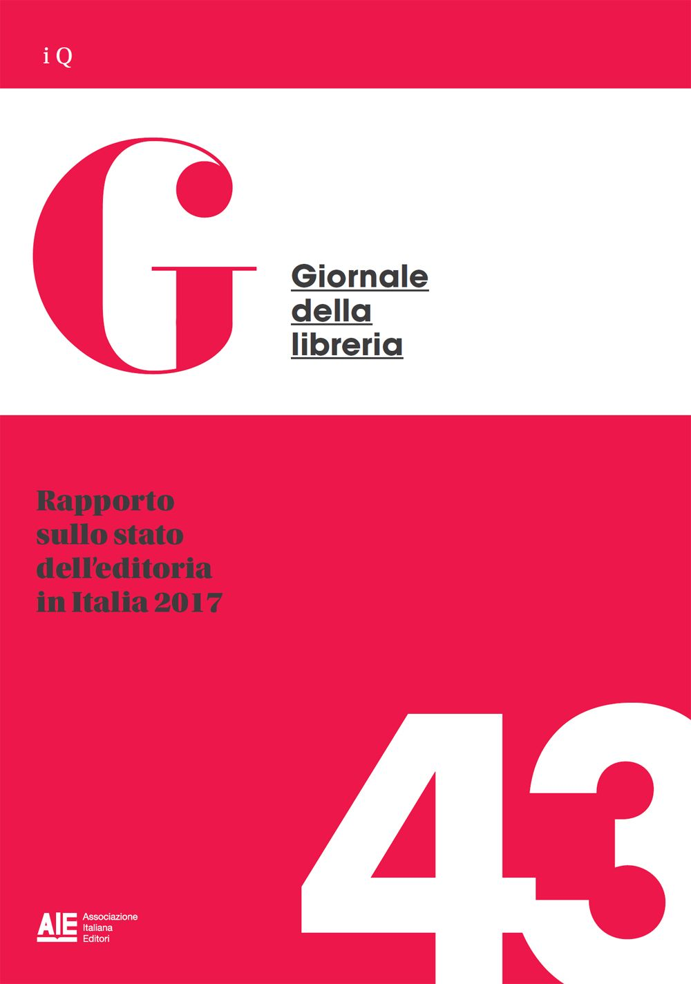Rapporto sullo stato dell'editoria in Italia 2017