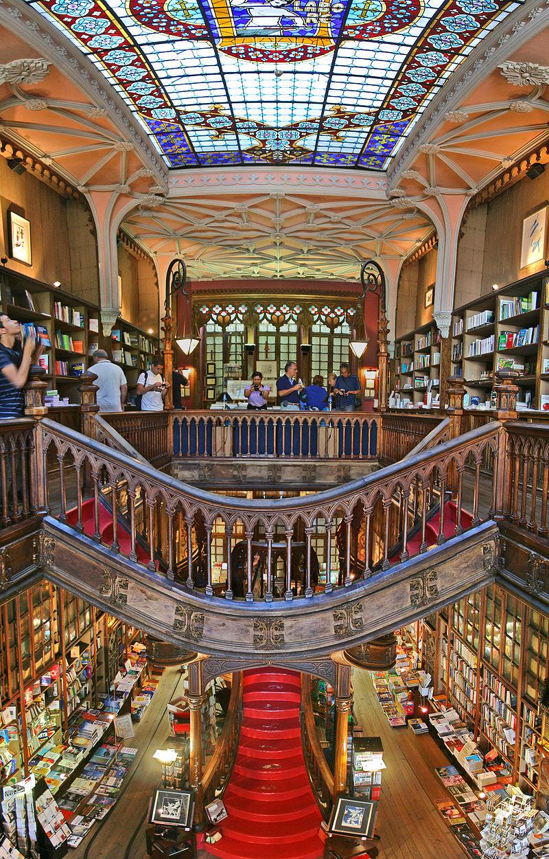 Libreria Lello e Irmão - Porto