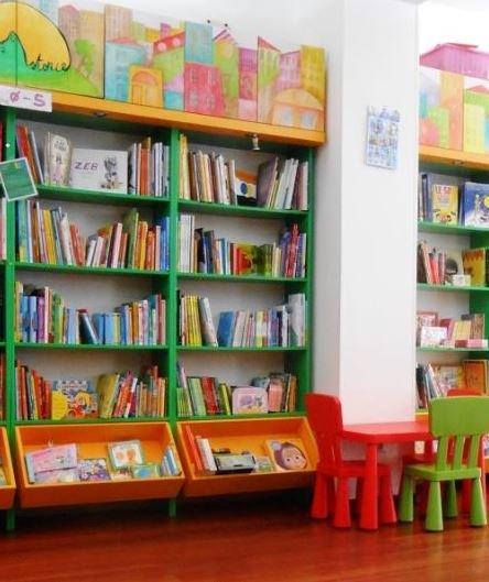 Scaffali E Librerie Per Bambini.L Evoluzione Del Layout E Dell Assortimento Delle Librerie Per