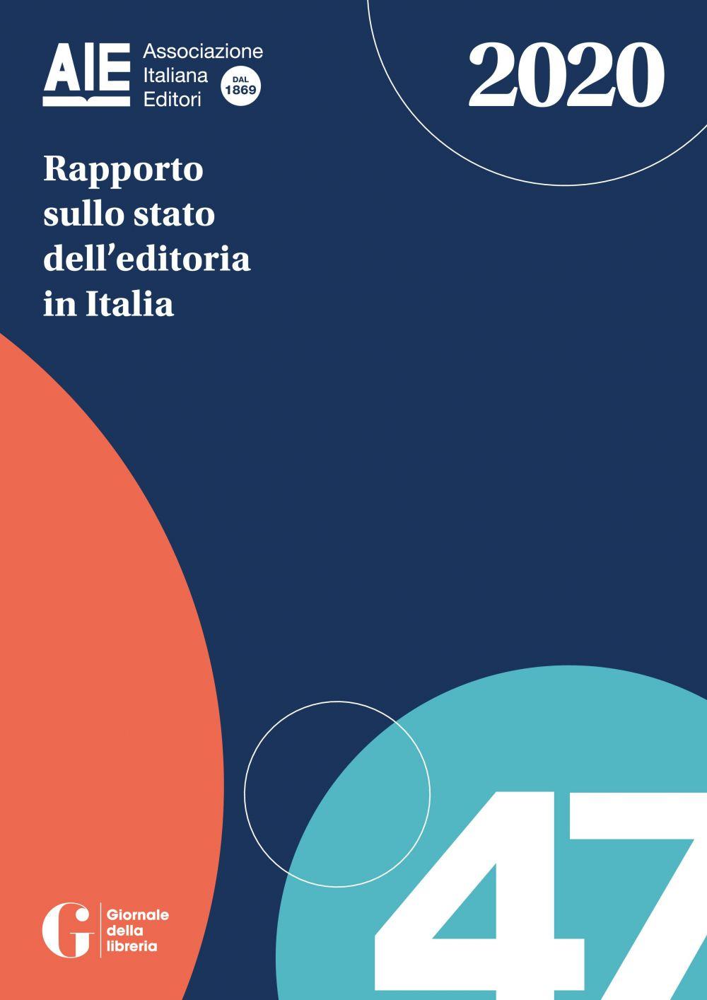 Rapporto sullo stato dell'editoria in Italia 2020